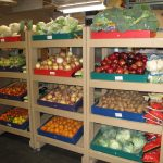 Produce Food Rescue - Help Yourself Area